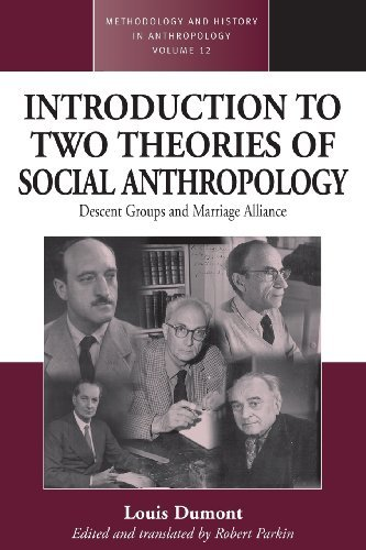 an-introduction-to-two-theories-of-social-anthropology-descent-groups-and-marriage-alliance-methodol
