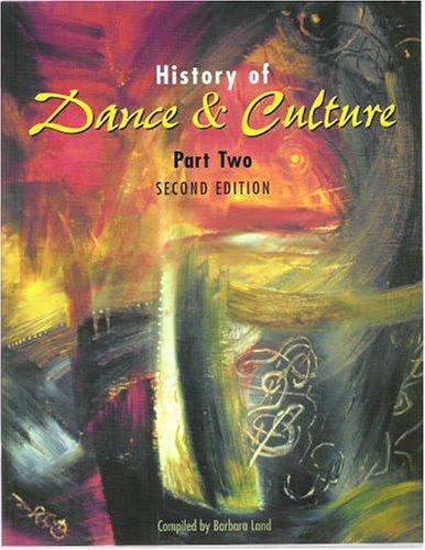 Dance & Culture: Part Two