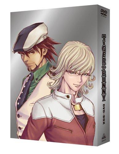 TIGER & BUNNY DVD-BOX (期間限定生産: 2014年10月31日まで)
