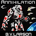 Annihilation: Star Force, Book 7 Audiobook by B. V. Larson Narrated by Mark Boyett