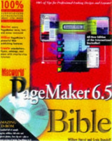 PageMaker 6.5 for Windows 95 Bible