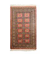 Navaei & Co. Alfombra Kashmir Rojo/Multicolor 130 x 73 cm