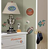 RoomMates RMK1051SCS University of Florida Peel & Stick Wall Decals