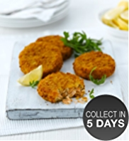4 Gluten Free Scottish Lochmuir™ Salmon Fishcakes