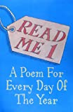 Read Me 1: A Poem For Every Day Of The Year