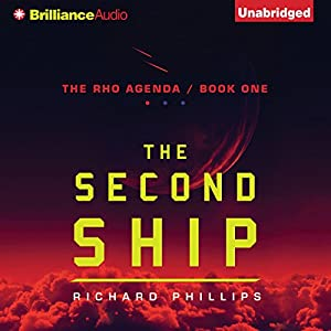 The Second Ship Audiobook