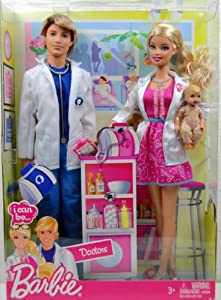 barbie and ken baby