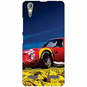 Lenovo A6000 Plus Back Cover ( Designer Printed Hard Case)