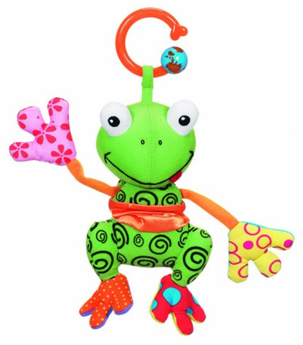Munchkin Dangly Buddy Teethers And Car Seat Toy,Colors Vary front-894929