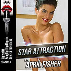 Star Attraction: An Erotic Romance Audiobook
