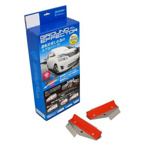 ディーキャトロ[D-CUATRO] グランドエフェクター GE2(リア用) デリカD:5[CV5W/CV1W] D-Premium/G-Premium/ROAR製ロングステップ装着車は取付不可 2WD車およびROADEST(ローデスト)は未確認  DGE4223R