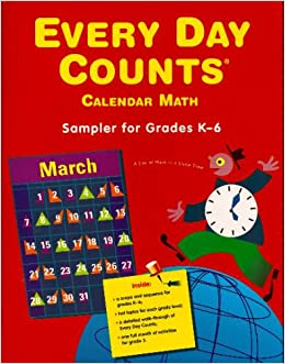 Every Day Counts: Calendar Math: Sampler for Grades K-6