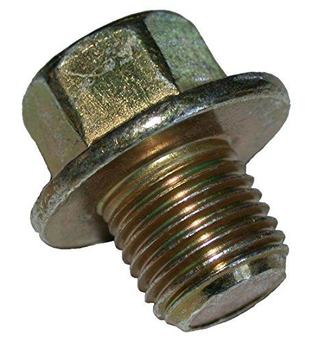 Needa Parts 653056 Oil Drain Plug (2013 Toyota Camry Parts compare prices)
