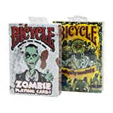 Picture Of <h1>Bicycle Zombie Playing Cards &amp; Everyday Zombies Playing Cards &#8211; 2 Decks!</h1>