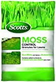 Scotts Moss Control Granules for Lawns - 5,000 sq. ft.