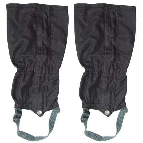 Swt Classic Waterproof Walking Boot Gaiters Ideal For Climbing / Hiking / Trekking / Fishing