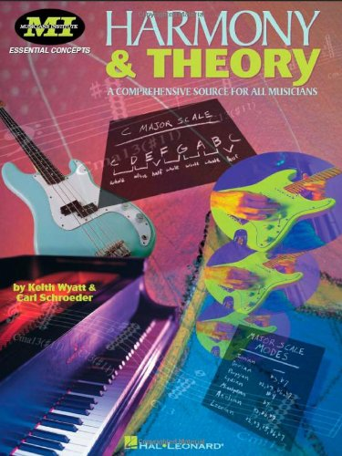 Harmony & theory: [a comprehensive source for all musicians]