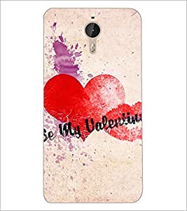 PrintDhaba My Valentine D-4405 Back Case Cover for LETV LE 1 PRO ULTRA (Multi-Coloured)