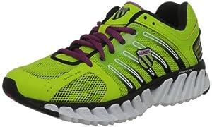 K-Swiss Blade-Max Stable, Chaussures de running femme - Jaune (Yellow/Magenta Haze), 38 EU