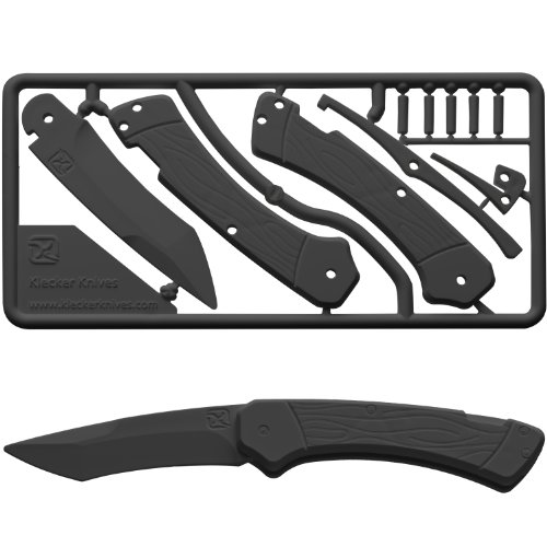 Trigger Knife Kit By Klecker Knives (Black)