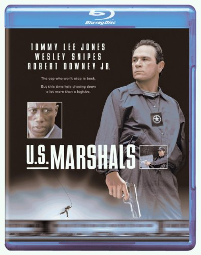 Cover art for  U.S. Marshals [Blu-ray]