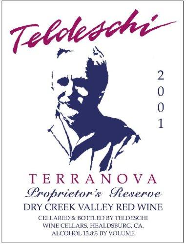 2001 Teldeschi Terranova, Dry Creek Valley 750 Ml