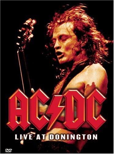 Концерт группы AC/DC в Донингтоне
