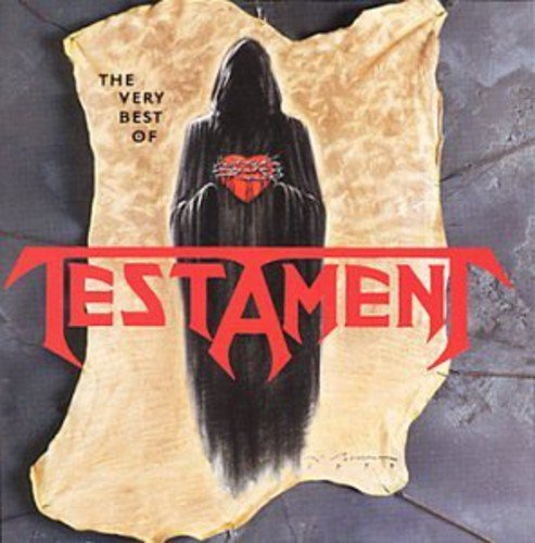 CD : Testament - The Very Best Of (CD)