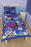 Monster High High Monster High Beasties Single Rotary Duvet Set