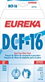 Eureka Vacuum DCF-16 Dust Cup Filter; Replaces Eureka Part # 62736-4, 62736, 76552, DCF16 - Filter Frame and Foam Filter