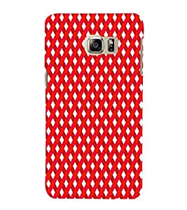 EPICCASE stripe daimonds Mobile Back Case Cover For Samsung Galaxy Note 5 Edge (Designer Case)