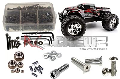 HPI Racing Savage Flux 1/8th Stainless Steel Screw Kit