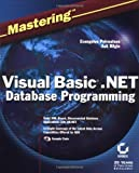 img - for Mastering Visual Basic .NET Database Programming book / textbook / text book