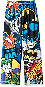 DC Comics Boys' Batman Sleep Pant at Gotham City Store