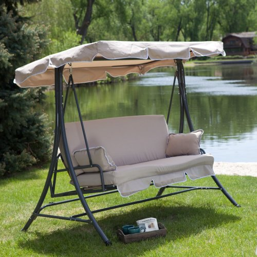 Outdoor Beds With Canopy 6898 front