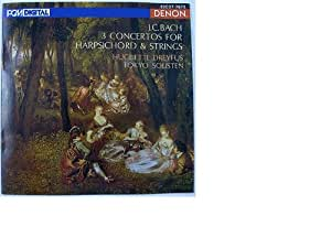 3 Concertos for Harpsichord