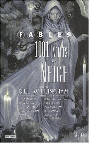 FABLES 1001 -NIGHTS OF SNOWFALL