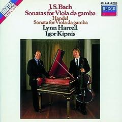 Bach, J.S./Handel: Viola da gamba Sonatas
