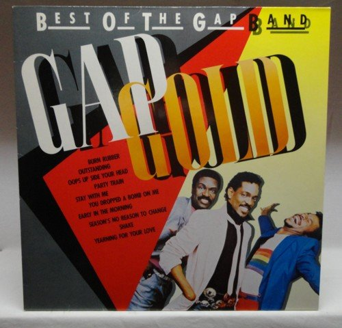 The Gap Band - Best Of The Gap Gold - Zortam Music
