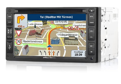 navgear streetmate 2 din autoradio mit 6 navi dsr n 62 westeuropa. Black Bedroom Furniture Sets. Home Design Ideas