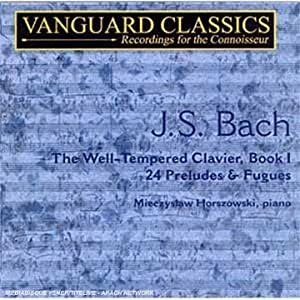 Bach:  the Well-Tempered Clavi