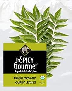 Fresh Usda Certified Organic Curry Leaf The Spicy Gourmet from The Spicy Gourmet