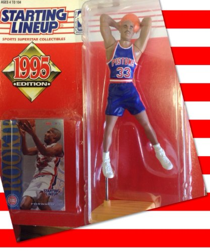 1995 Grant Hill NBA Starting Lineup