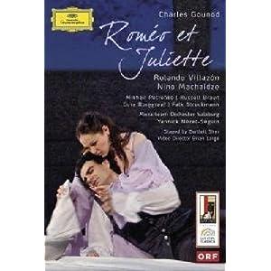Charles Gounod: Roméo et Juliette [Blu-ray]