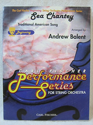 Sea Chantey - Carl Fischer Performance Series for String Orchestra PDF