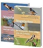 Image de Vogelarten Deutschlands, Österreichs und der Schweiz: In zwei Bänden: Nicht-Singvögel und Singvö