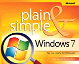 ISBN: 0735626669 - Windows® 7 Plain & Simple