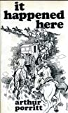 It happened here : events and incidents that have enlivened, disturbed, or added interest to the lives of the people in town, village and country in a wide area centring upon Halifax during the past t