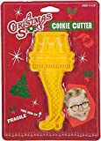 A Christmas Story Leg Lamp Cookie Cutter 09579