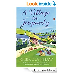 A Village in Jeopardy (Turnham Malpas 16)